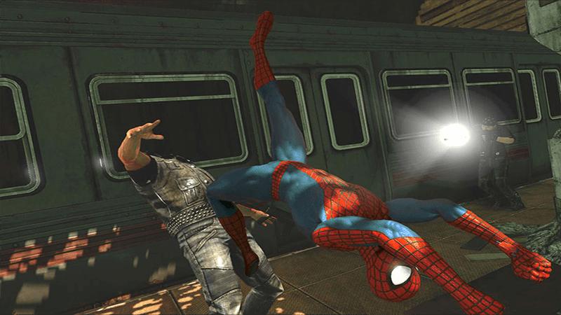 تحميل لعبة the amazing spider man من ميديا فاير للكمبيوتر