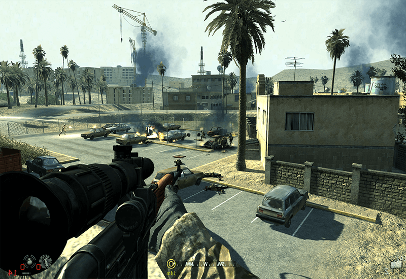 Call of Duty 4 Modern Warfare4