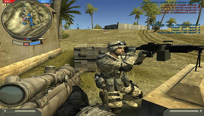 تحميل لعبة Battlefield 2 باتل فيلد 2 للكمبيوتر على رابط مباشر جيمز فور كمبيوتر