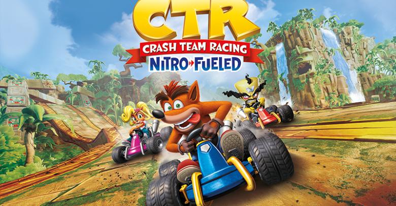 تحميل لعبة كراش للكمبيوتر تنزيل Crash Team Racing موقع