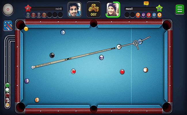 تحميل لعبة البلياردو 8 ball pool للكمبيوتر