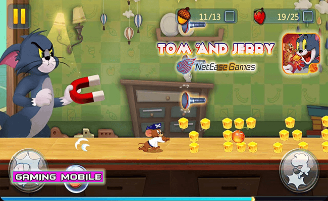 تنزيل لعبة توم وجيري