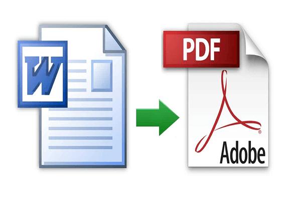 تحويل word الى pdf بنفس التنسيق