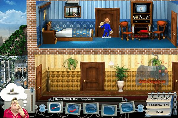 تحميل لعبة ازاى تخنق جارك 3 للكمبيوتر مجانا