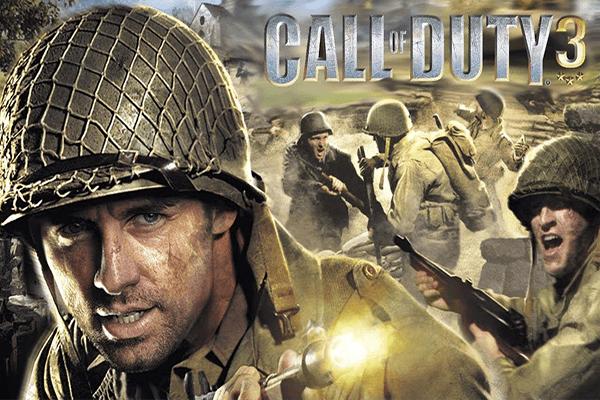 call of duty 3 تحميل