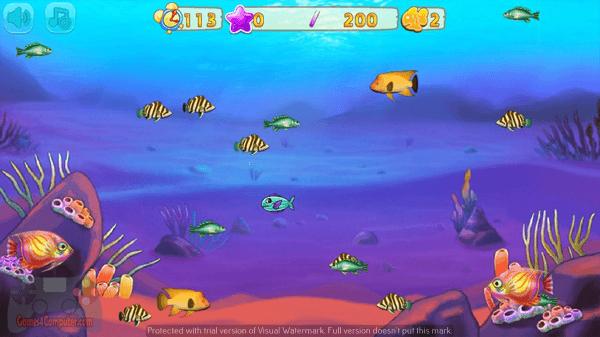 تحميل لعبة السمكة feeding frenzy 2 للاندرويد