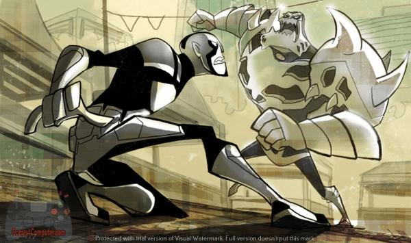 تحميل لعبة بن تن اومنيفرس 2 للكمبيوتر من ميديا فاير