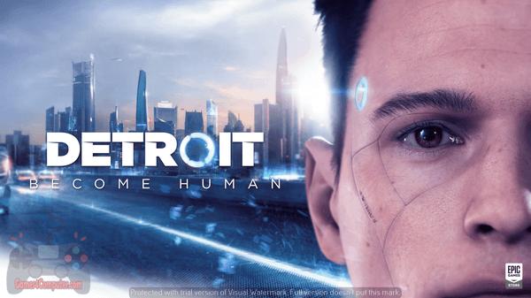 detroit become human لعبة تحميل