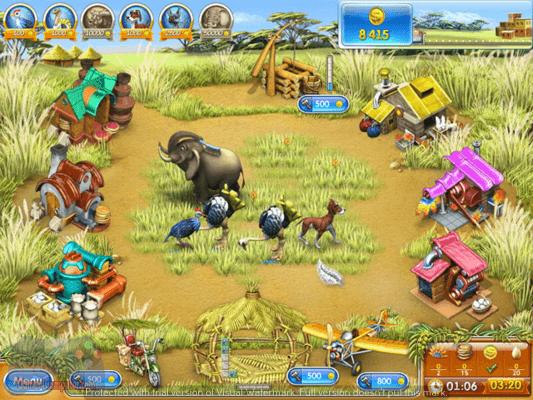 تحميل لعبة farm frenzy 3 كاملة