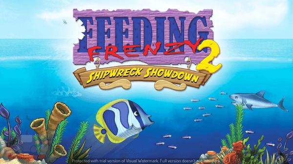 تحميل لعبة feeding frenzy 2 كاملة بدون تسطيب