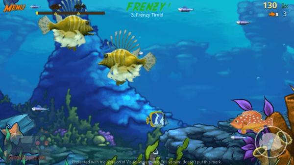 تنزيل لعبة السمكة 2