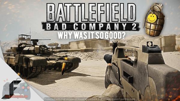 تحميل لعبة battlefield bad company 2 ميديا فاير