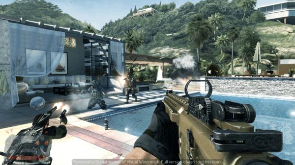 تحميل لعبة call of duty modern warfare 3 من ميديا فاير