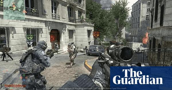 تحميل لعبة call of duty modern warfare