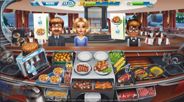 تحميل لعبة cooking fever للكمبيوتر ويندوز 7