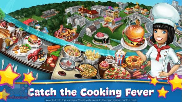 تحميل لعبة cooking fever