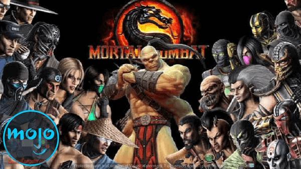 تحميل لعبة mortal kombat 9