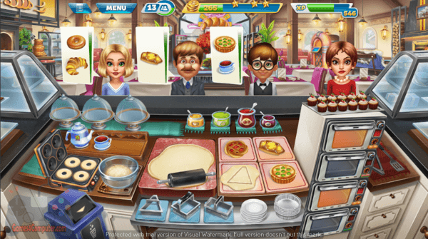 تنزيل لعبة cooking fever