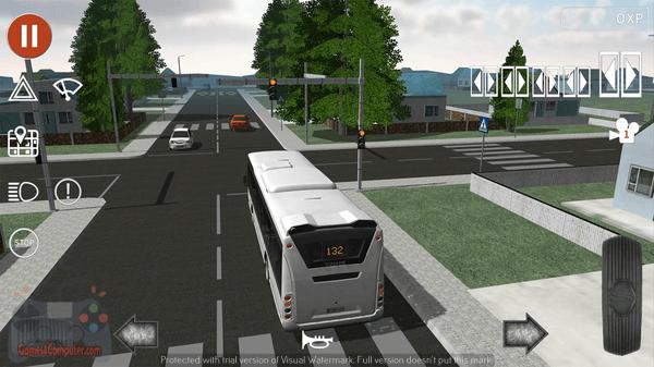 تحميل لعبة bus simulator للكمبيوتر