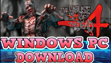 تحميل لعبة the house of the dead 4 pc