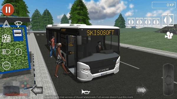 تحميل لعبة tourist bus simulator