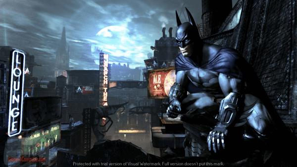batman arkham city تحميل