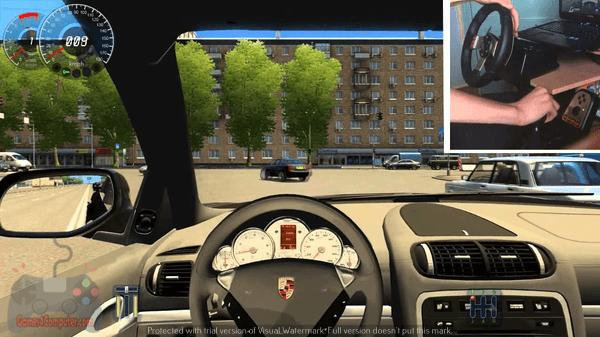 telecharger city car driving pc