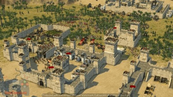 تحميل لعبة صلاح الدين 5