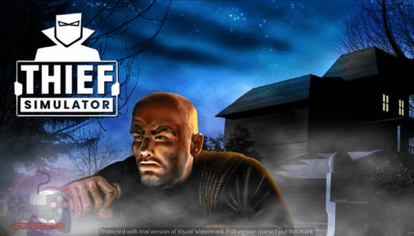 تحميل لعبة thief simulator للكمبيوتر