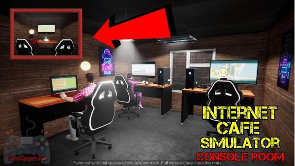 download internet cafe simulator