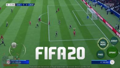 تحميل لعبة فيفا 2020 للكمبيوتر