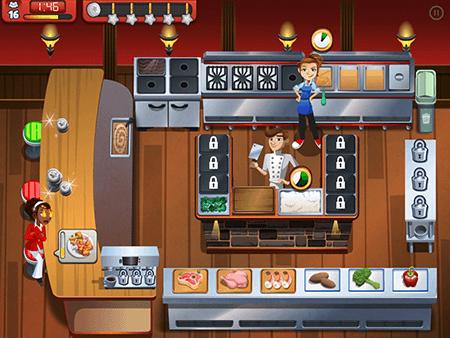 تحميل لعبة cooking dash كاملة مجانا